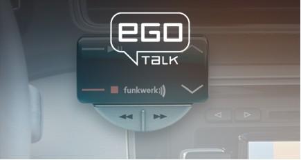 Comandi al Volante per Vivavoce Ego