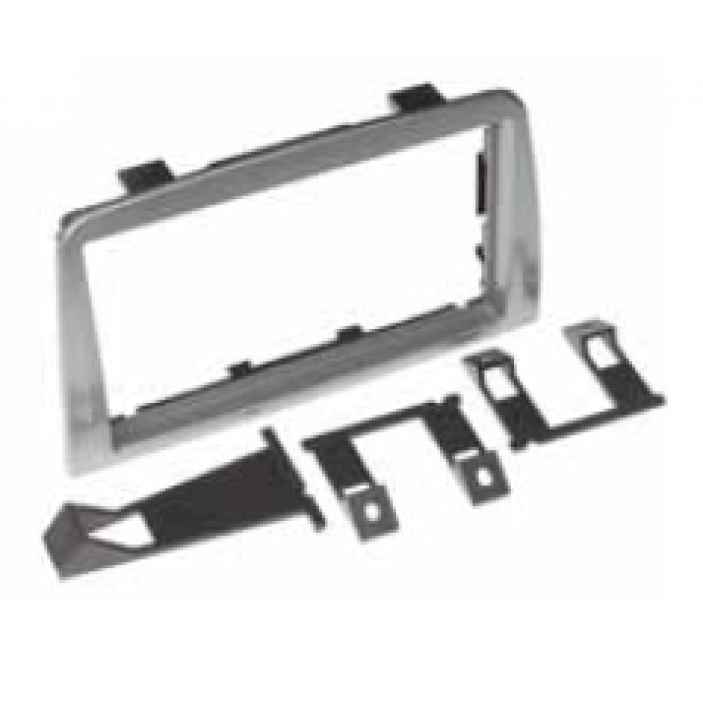 Radio Frame - Alfa Romeo Mito - 2DIN - Color: Grey
