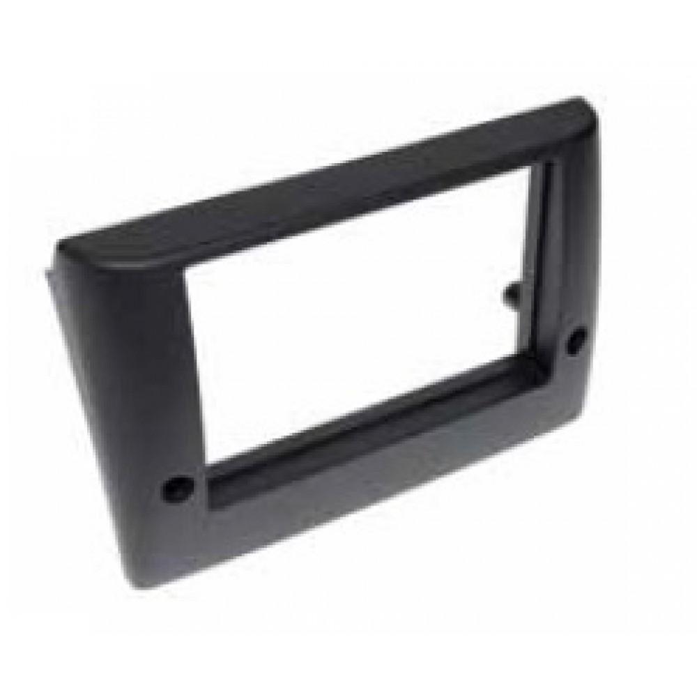 Radio Frame - Fiat Stilo - 2DIN - Color: Black