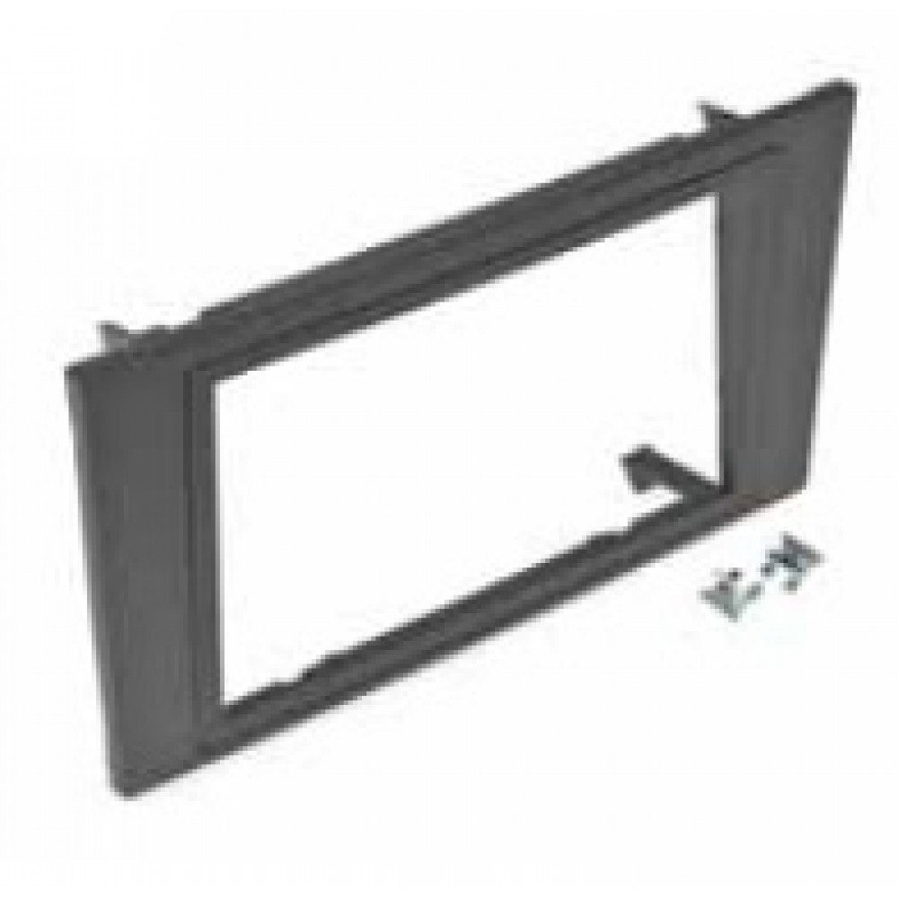 Radio Frame - Ford Mondeo - 2003> - 2DIN - Color: Black
