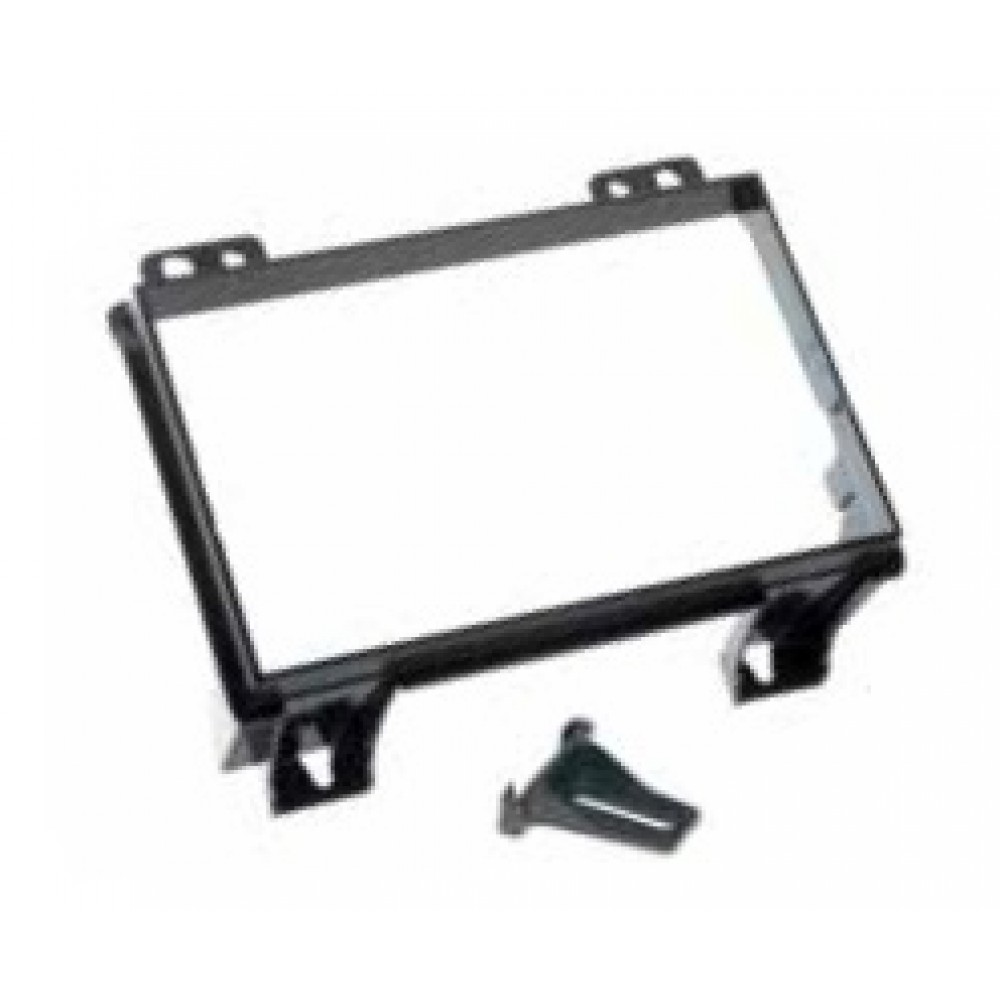Radio Frame - Ford Fusion/Fiesta - 2002/2006 - 2DIN - Color: Black