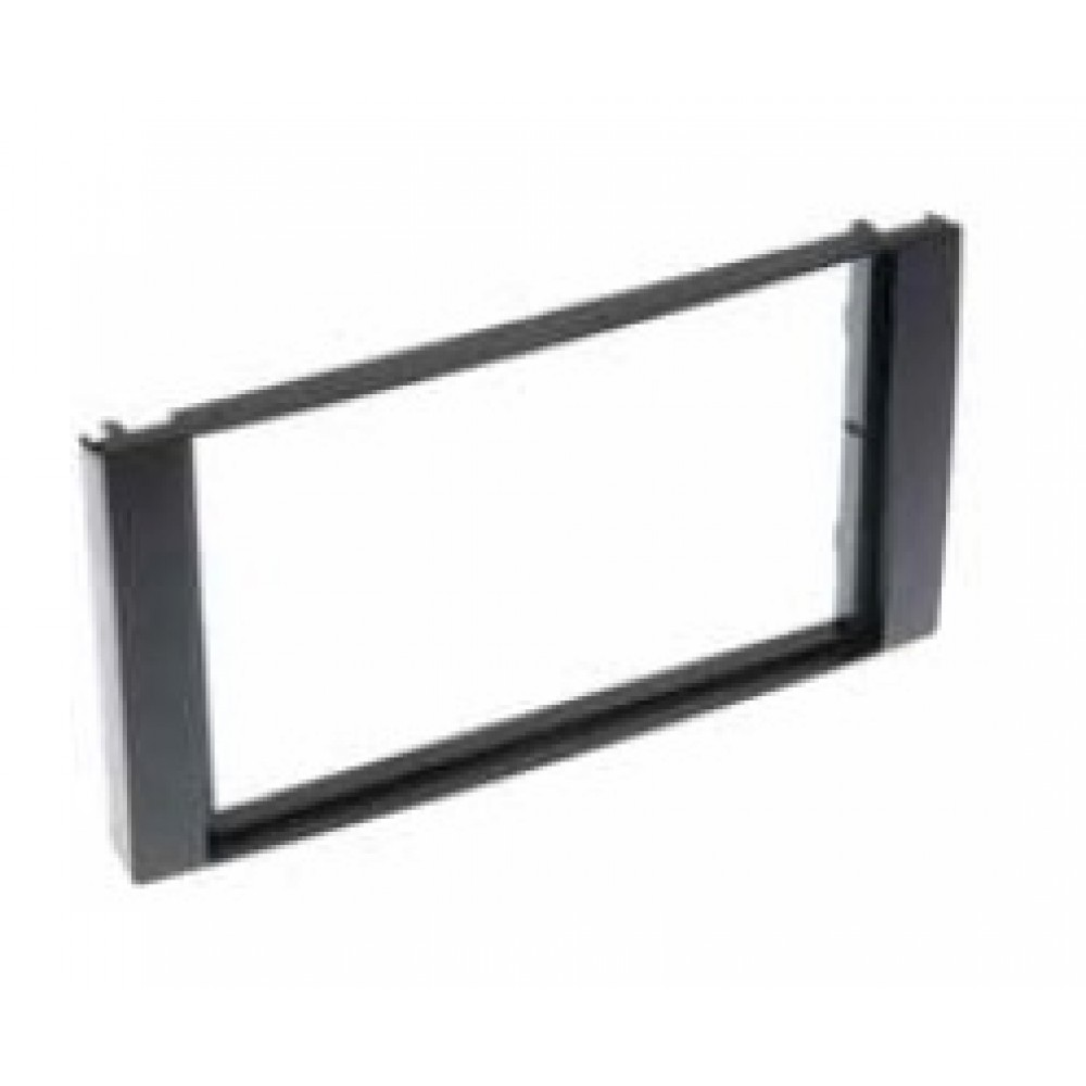 Radio Frame - Ford CMax - 2DIN - Color: Black