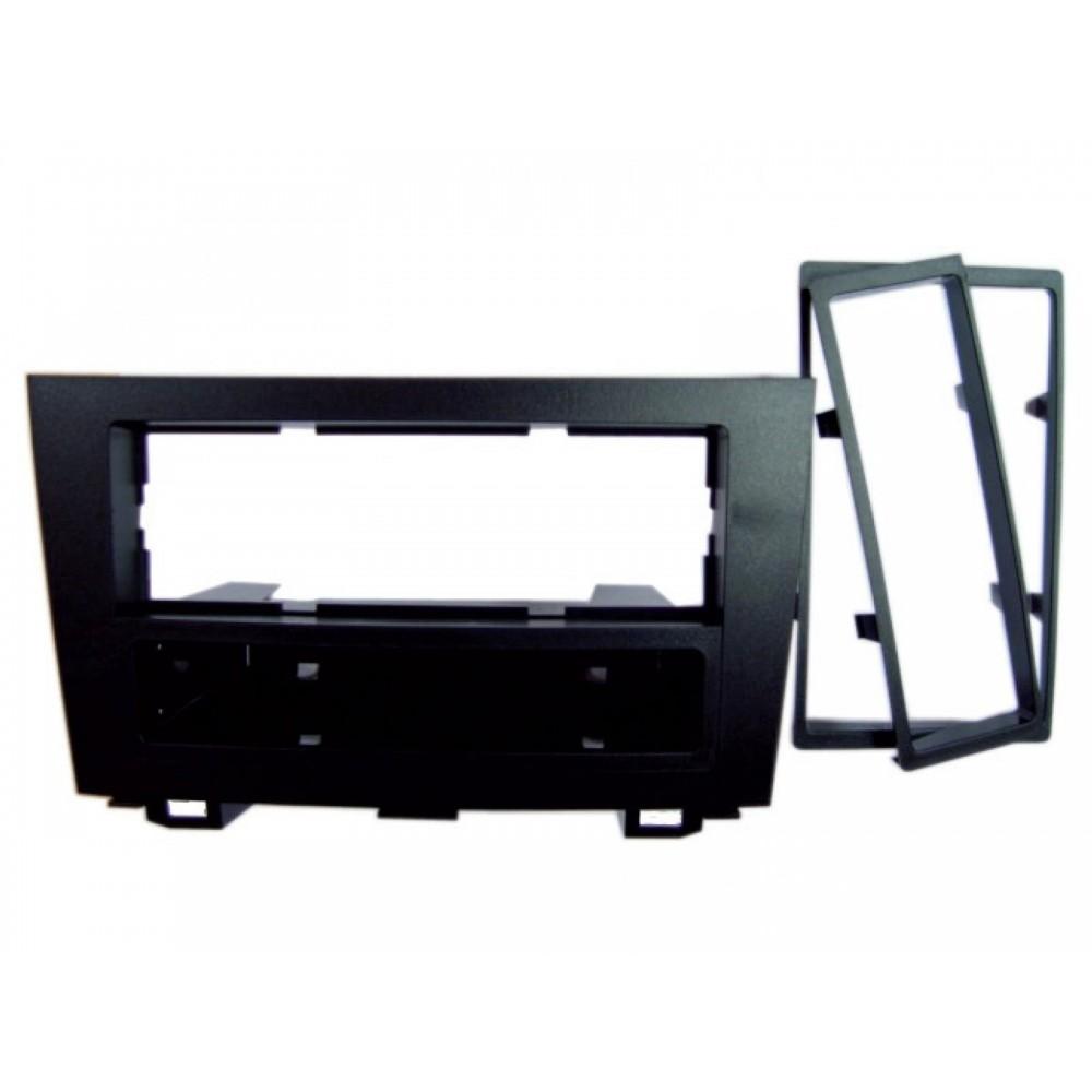Radio Frame - Honda CRV 2007 - 2DIN - Color: Black