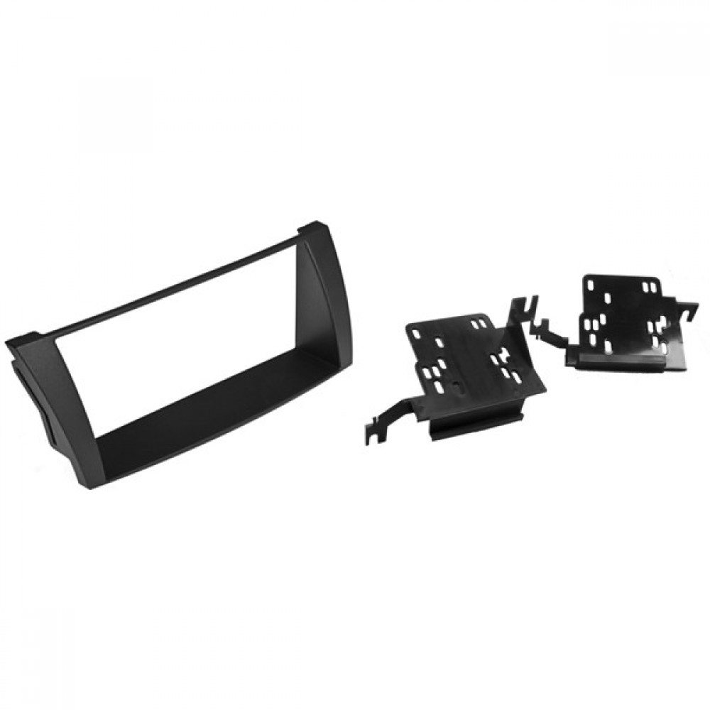 Radio Frame - Hyundai Sonata - 1DIN - Colour: Black