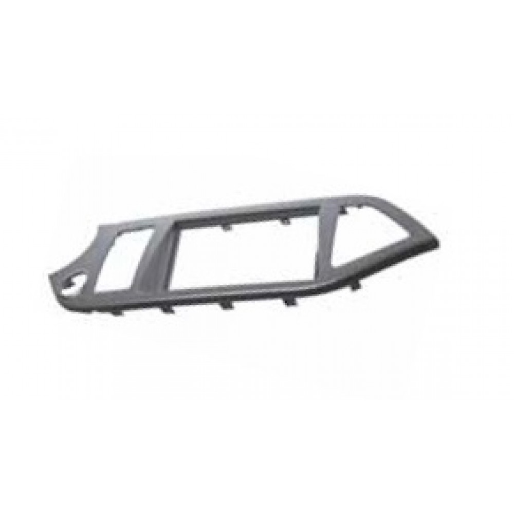 Radio Frame - Kia Picanto 2011 - 2DIN - Color: Black