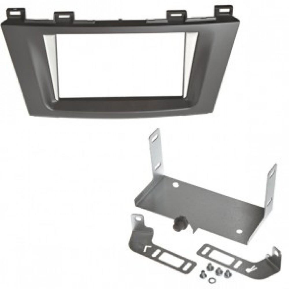 Radio Frame - Mazda 5 2011 - 2DIN - Color: Black