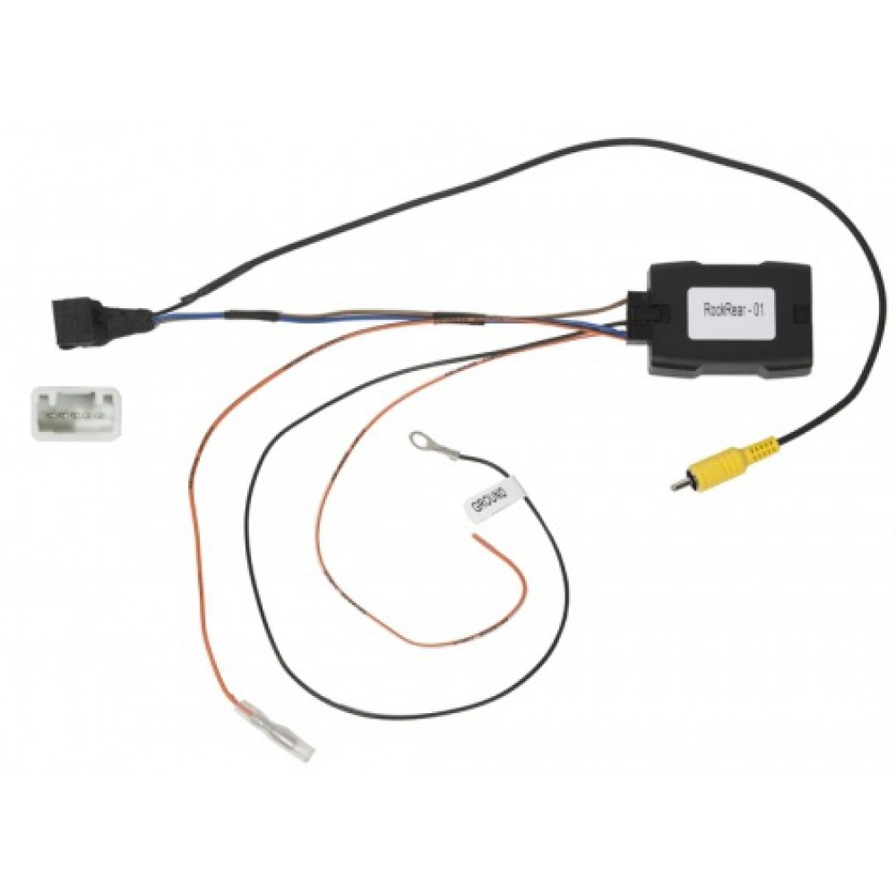 OEM Back Camera recover Harness, compatibility: SUBARU - TOYOTA