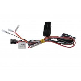 Plug&Play harness for ESP ERROR DISPLAY RESET - MERCEDES E213