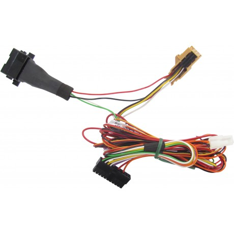 Plug&Play harness for ParkView Front interface - Volkswagen Bosch