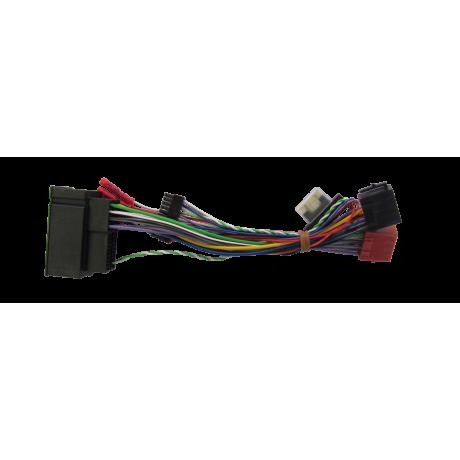 Plug&Play harness for Unican Alfa Romeo - Fiat II
