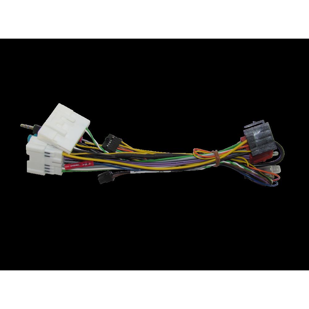 Plug&Play harness for Unican - Renault III