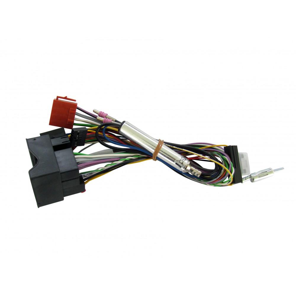 Plug&Play harness for Unican - Volkswagen II