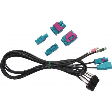Double FAKRA Antenna Adapter - Maestro 2.0 / MediaDAB 2.0