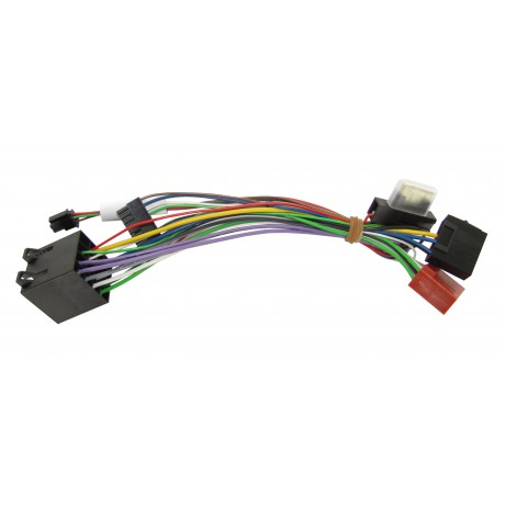 Plug&Play harness for UNIKA interface - Fiat