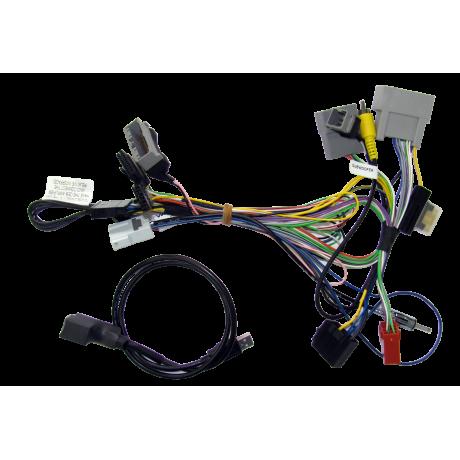 Plug&Play harness for UNIKA interface - Honda