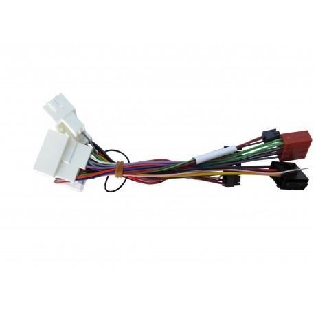 Cablaggio Plug&Play per interfaccia UNIKA - Hyundai OEM