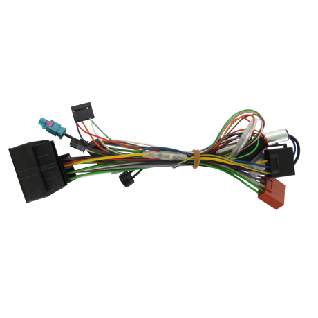 Plug&Play harness for UNIKA interface - Peugeot