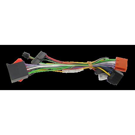 Cablaggio Plug&Play per interfaccia UNIKA - Renault ISO