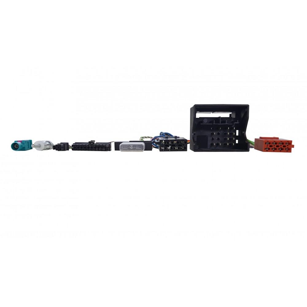 Plug&Play harness for UNIKA interface - Renault Fakra