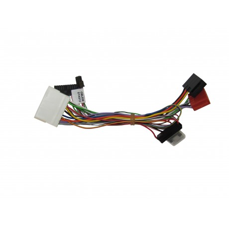 Plug&Play harness for UNIKA interface - SsangYong