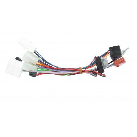 Plug&Play harness for UNIKA interface - Toyota II