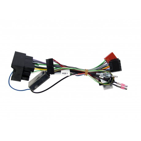 Plug&Play harness for UNIKA interface - Volkswagen II