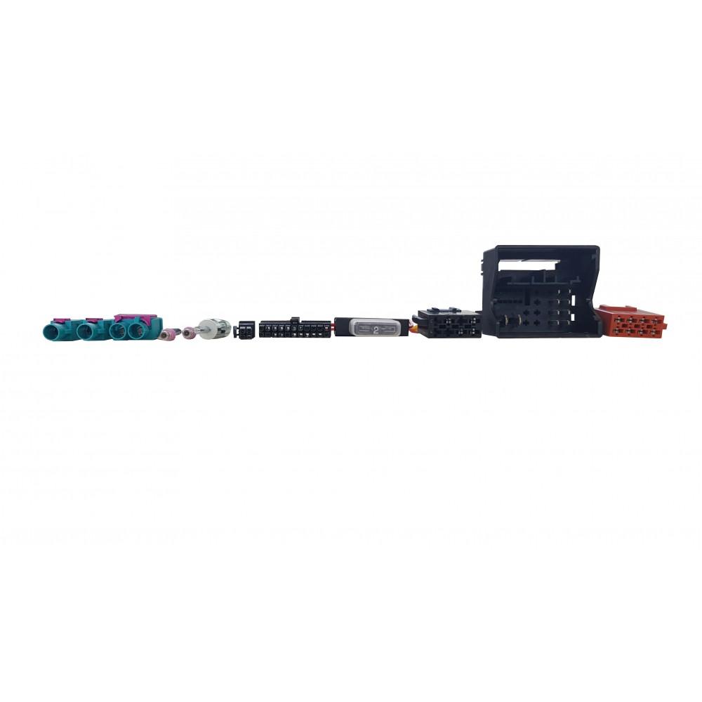 Cablaggio Plug&Play per interfaccia UNIKA - Volkswagen II