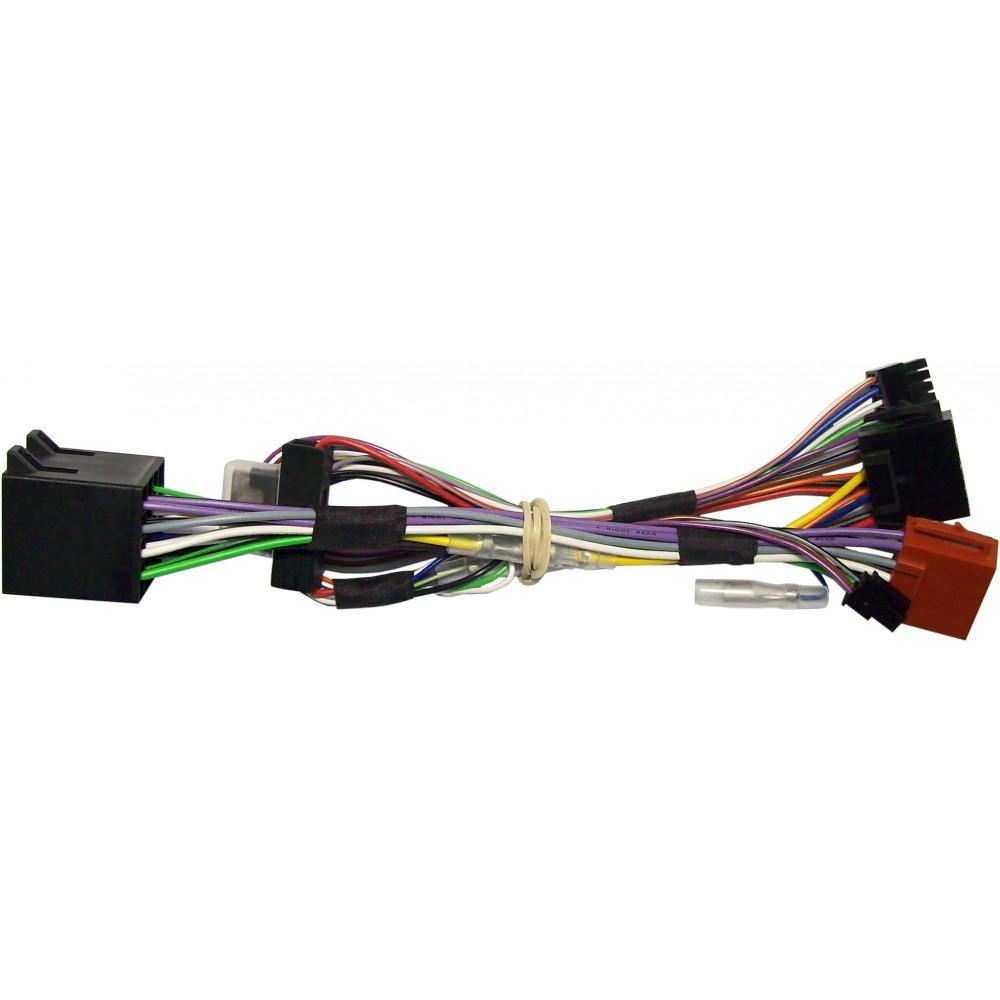 Plug&Play harness for Unico Dual - AlfaRomeo/Fiat