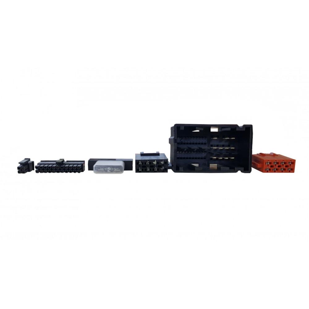 Plug&Play harness for Unico Dual - AlfaRomeo/Fiat II
