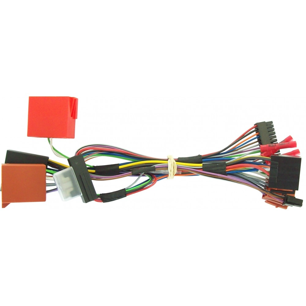 Plug&Play harness for Unico Dual - Audi