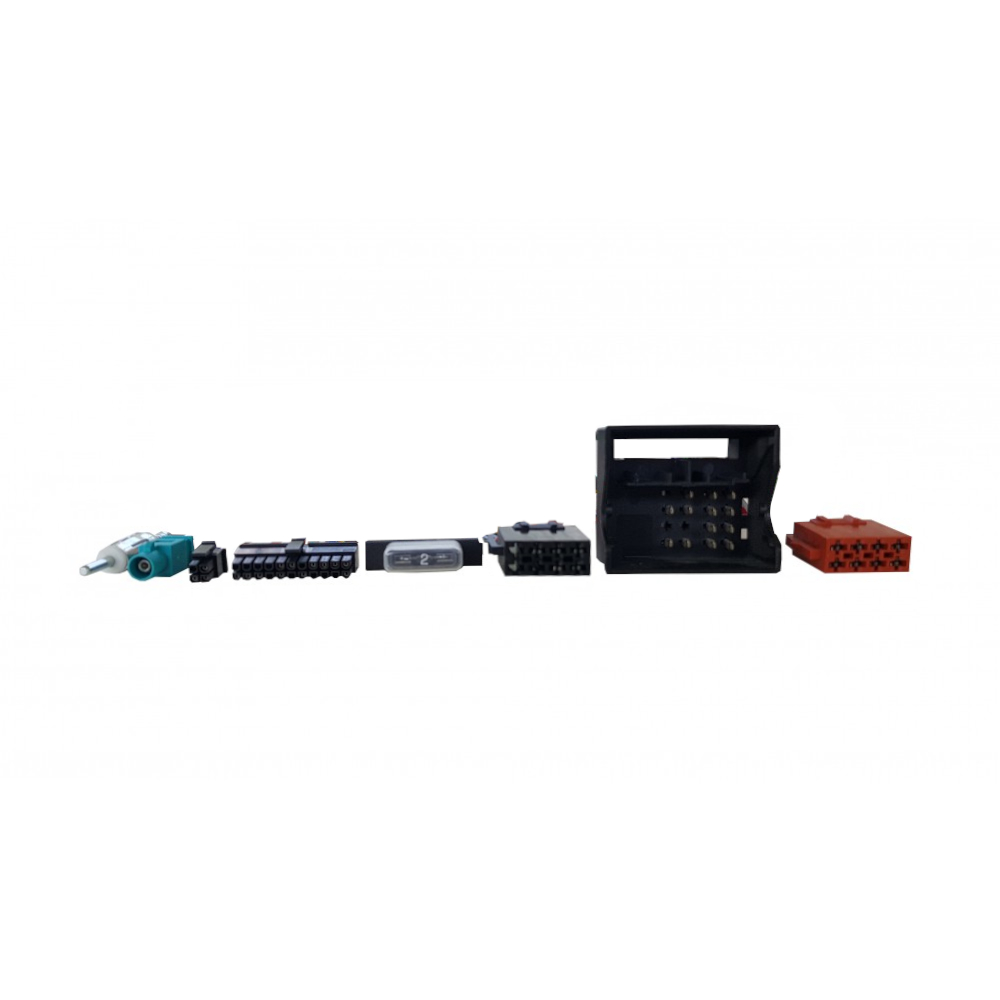 Plug&Play harness for Unico Dual - Bmw