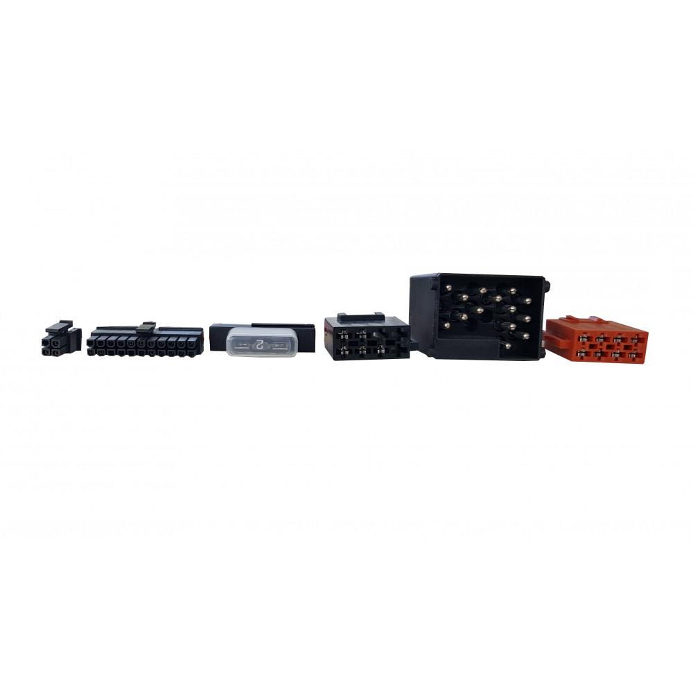 Plug&Play harness for Unico Dual - Bmw (KBUS)