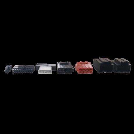 Plug&Play harness for Unico Dual - Chevrolet
