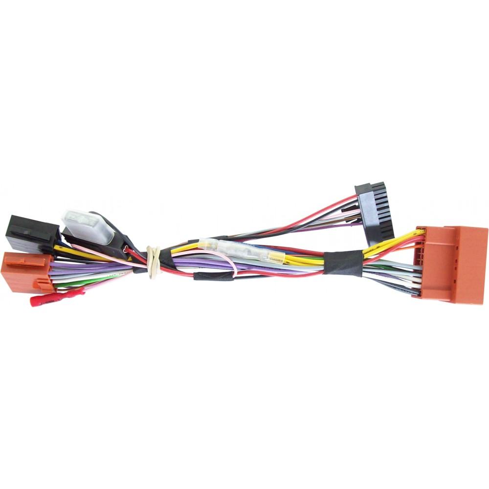 Plug&Play harness for Unico Dual - Chrysler I