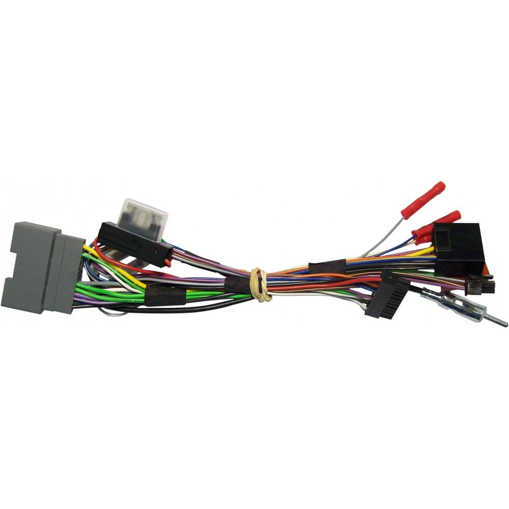 Plug&Play harness for Unico Dual - Chrysler II