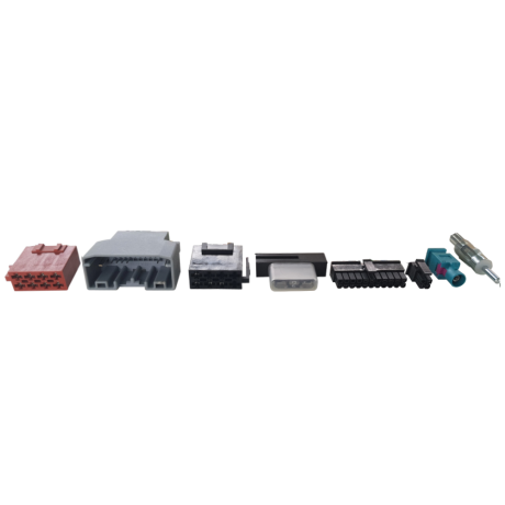 Cablaggio Plug&Play for Unico Dual - Chrysler II