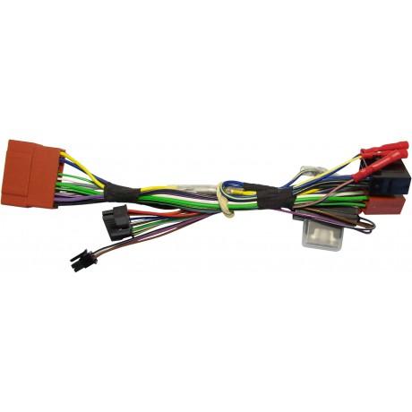 Plug&Play harness for Unico Dual - Chrysler III