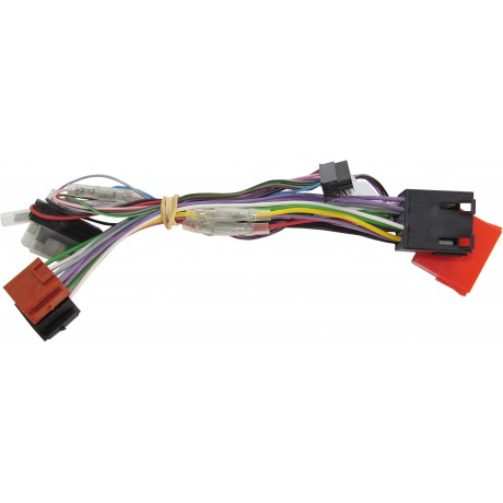 Plug&Play harness for Unico Dual - Fiat