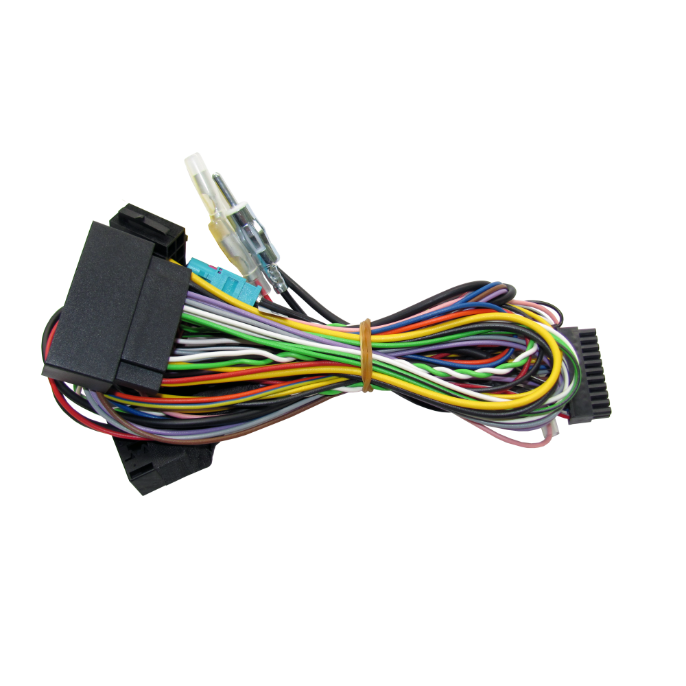 Plug&Play harness for Unico Dual - Ford II