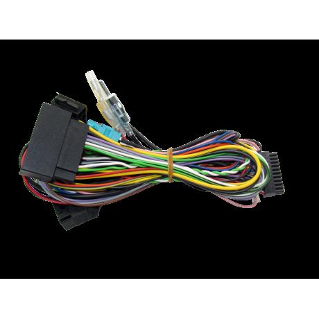 Plug&Play harness for Unico Dual - Ford II