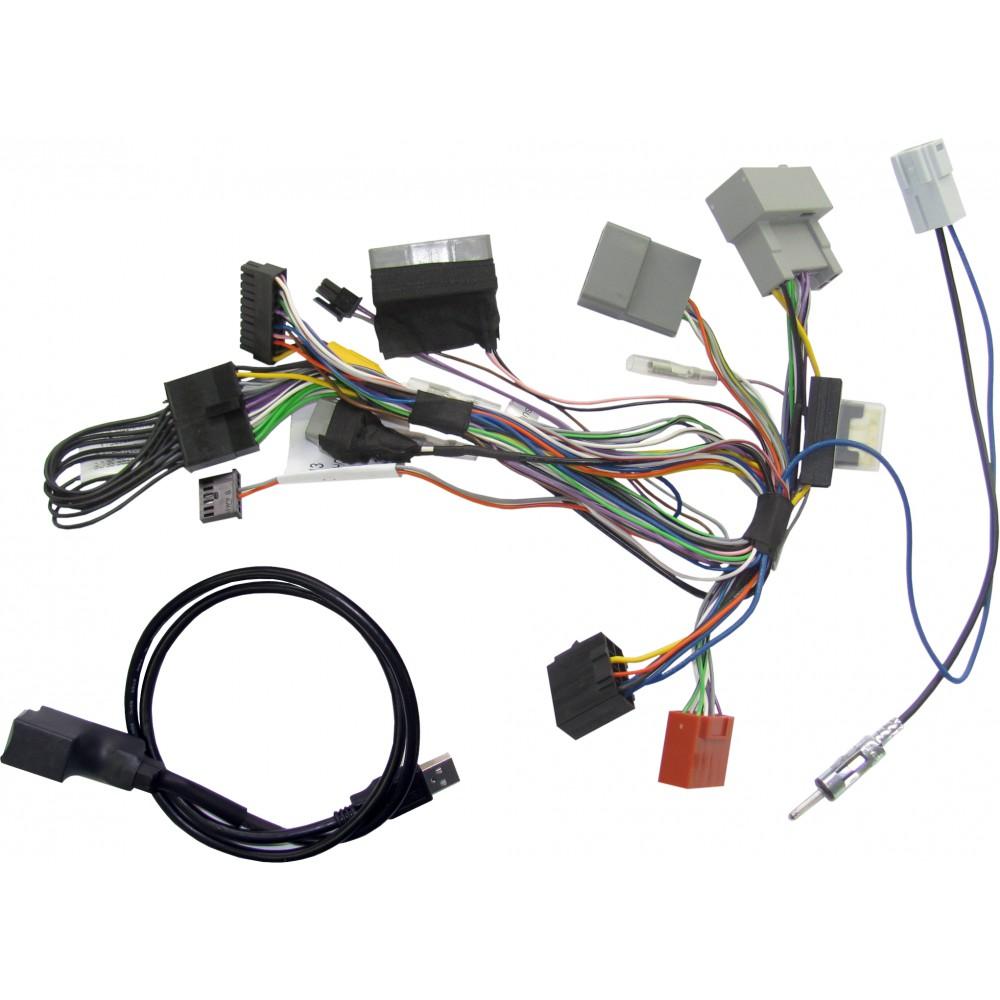 Plug&Play harness for Unico Dual - Honda