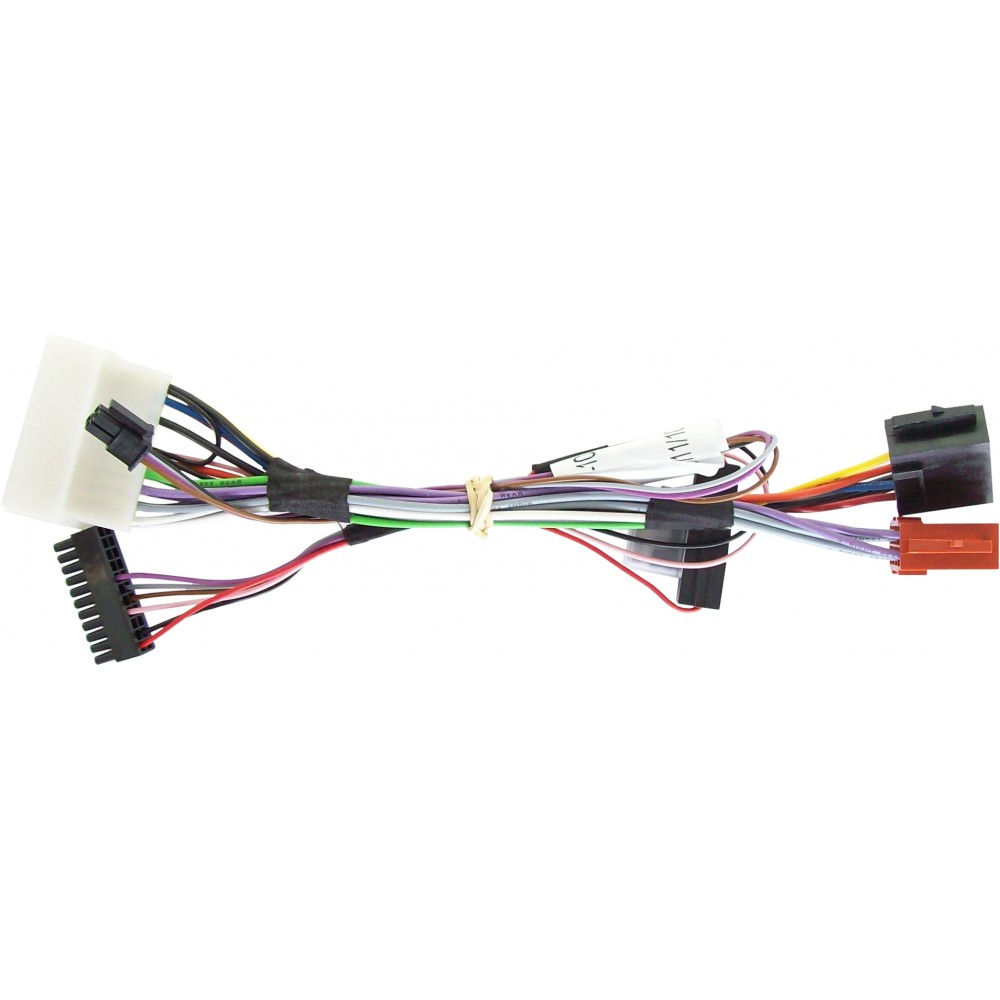 Plug&Play harness for Unico Dual - Hyundai I
