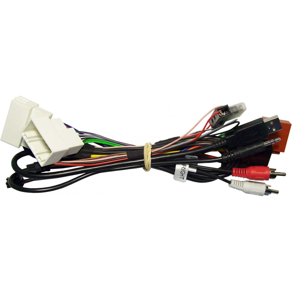 Plug&Play harness for Unico Dual - Hyundai III