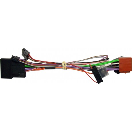 Plug&Play harness for Unico Dual - Jaguar