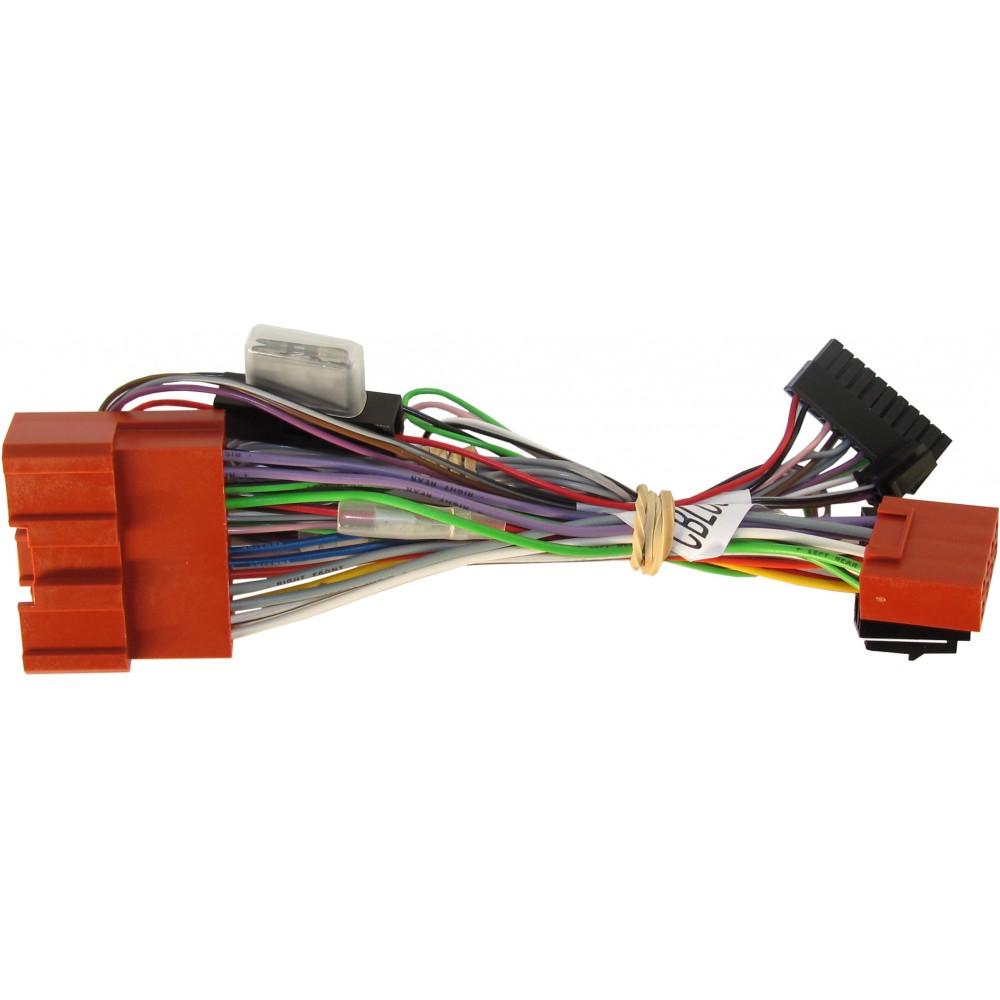 Plug&Play harness for Unico Dual - Mazda