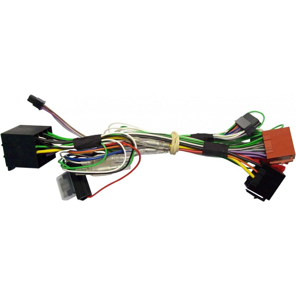 Plug&Play harness for Unico Dual - Mercedes III