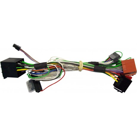 Plug&Play harness for Unico Dual - Mercedes III