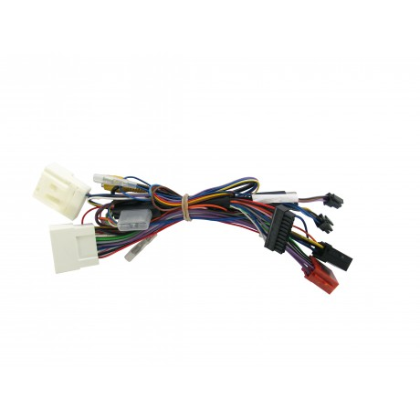 CBL039MIUN12 - Plug&Play Harness - Unico Dual - Mitsubishi