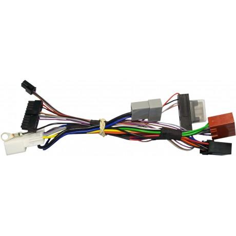 Plug&Play harness for Unico Dual - Nissan