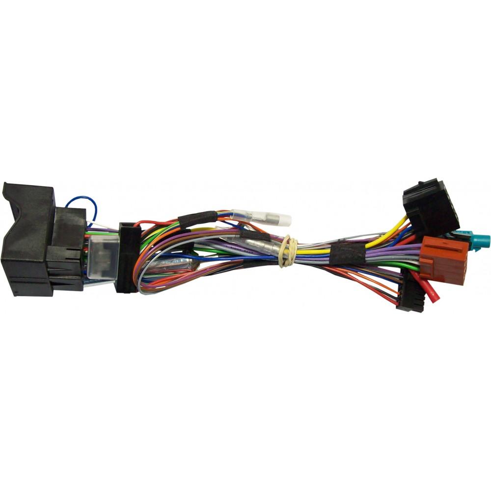 Plug&Play harness for Unico Dual - Peugeot